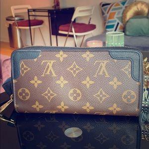 Zippy Louis Vuitton wallet Monogram